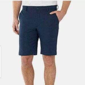 Greg Norman Men's Golf Microfiber Travel Shorts